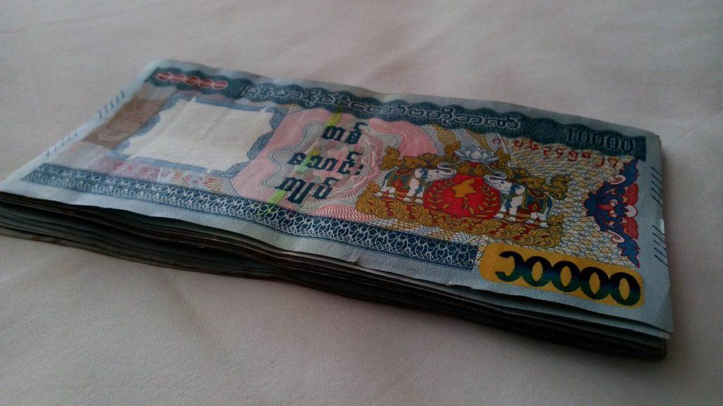3泊4日ヤンゴン旅行!実際に掛かった費用をまとめる