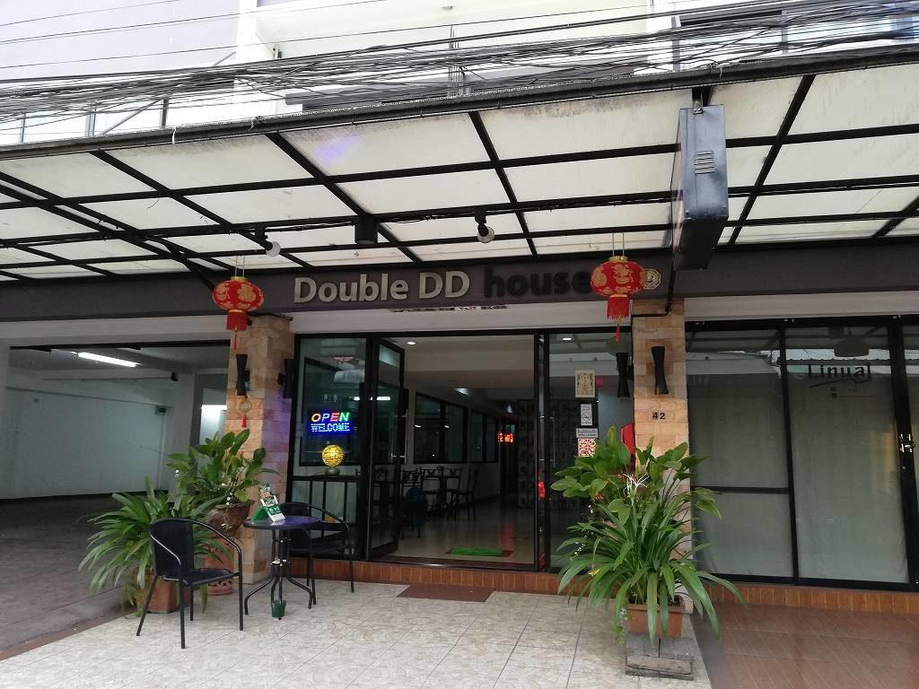 【バンコクのホテル】Double DD House宿泊レポ。サクッと1泊するならここも良い